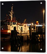 Massport Fire Rescue 31 Acrylic Print by Juergen Roth