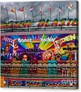 Master Blaster All The Fun Of The Fair Acrylic Print