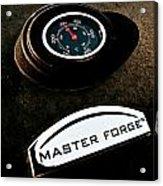 Master Forge Acrylic Print