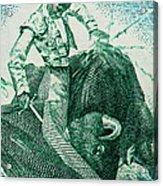 Matador 3 Acrylic Print