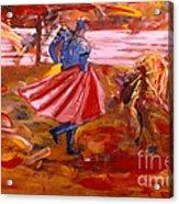 Matador Acrylic Print