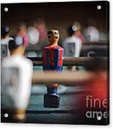 Match Acrylic Print
