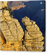 Mather Point Acrylic Print