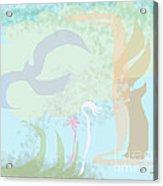 Matisse Meets Martha Stewart Acrylic Print