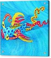 Matisse The Fish Acrylic Print