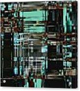Matrix 1 Acrylic Print