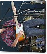 Musician Matt Turk Acrylic Print