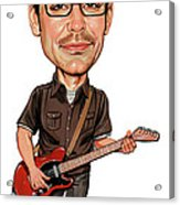 Matthew Good Acrylic Print