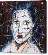 Maude - Detail No. 1 Acrylic Print