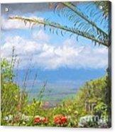 Maui Botanical Garden Acrylic Print
