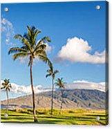 Maui Hawaii Acrylic Print