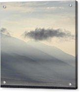 Maui In Gray Acrylic Print