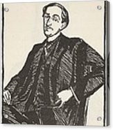 Maurice Barres, Copy By Boris Acrylic Print