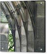 Mausoleum Arches Acrylic Print