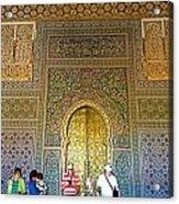 Mausoleum Of Mohammad V V Acrylic Print