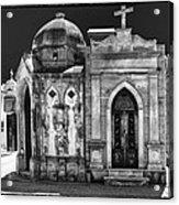 Mausoleums 2 Acrylic Print