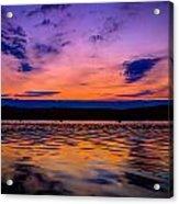 Mauthe Lake Acrylic Print