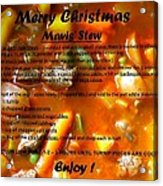 Mavis Stew Acrylic Print