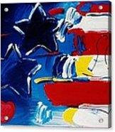 Max Americana Acrylic Print