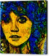 Max Cooper Linda Ronstadt   Acrylic Print
