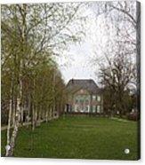 Max Liebermann House And Garden Wannsee Acrylic Print