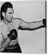 Max Schmeling 1938 Acrylic Print by Mountain Dreams