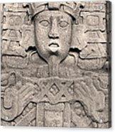 Maya Copan Acrylic Print