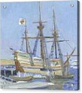 Mayflower At Birth Acrylic Print