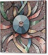 Maypole Acrylic Print