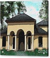 Mc 2012 Acrylic Print