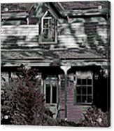 Mcalmond House Acrylic Print