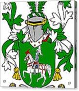 Mccaffrey Coat Of Arms Irish Acrylic Print