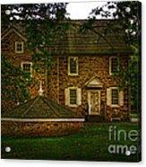 Mcconkey's Ferry Inn Acrylic Print