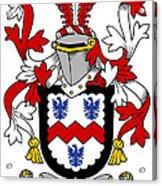 Mccormick Coat Of Arms Irish Acrylic Print