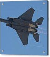 Mcdonnell Douglas F 15e Strike Eagle 2 Acrylic Print