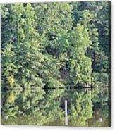 Mckamey Lake Serenity Acrylic Print