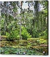 Mckee Botanical Gardens Acrylic Print