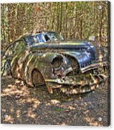 Mcleans Auto Wrecker - 11 Acrylic Print