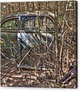 Mcleans Auto Wrecker -13 Acrylic Print