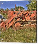 Mcleans Auto Wrecker - 17 Acrylic Print