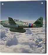 Me 262 - Stormbird Acrylic Print