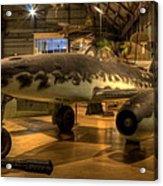 Me-262 Swallow Acrylic Print