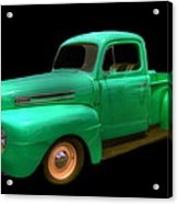 Mean Green - 48 Ford Acrylic Print