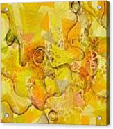 Meandering Melody Acrylic Print