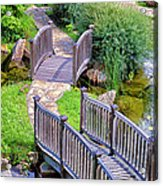 Meandering Pathway Acrylic Print by Christi Kraft
