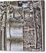 Mechanics Of Landing Gear Acrylic Print