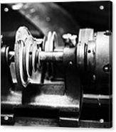 Mechanism Acrylic Print
