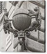 Medieval Alarm Acrylic Print