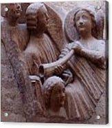 Medieval Angels Acrylic Print