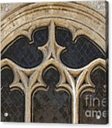 Medieval Church Window Ornaments Acrylic Print